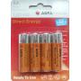 AA HR6 1300 mAh  Rechargeable